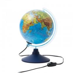 Глобус физико-политический Globen, 21см, с подсветкой Ке012100181