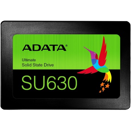 SSD-накопитель 2Тб ADATA SU630 [ASU630SS-1T92Q-R] (QLC 3D NAND,520/450 Мб/с)