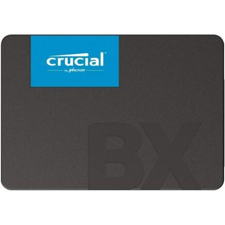 SSD-накопитель 2Тб Crucial BX500 [CT2000BX500SSD1] (TLC 3D NAND,540/500 Мб/с)