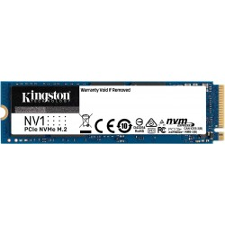 SSD-накопитель M.2 1Тб Kingston [SNVS/1000G](Phison PS5012-E12,TLC 3D NAND,NVMe,2100/1700 Мб/с)
