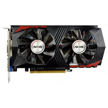 Видеокарта Afox GeForce GTX750Ti (2Гб, GDDR5,128bit,DVI,HDMI AF750TI-2048D5H5-V8,ret)
