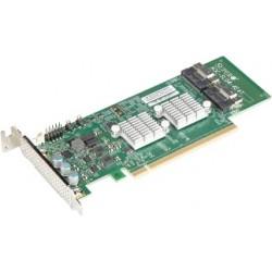 Supermicro AOC-SLG4-4E4T 4-Port Retimer, x16 PCIe Gen 4,RoHS