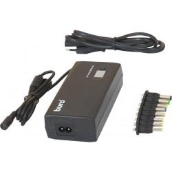 Универсальный блок питания  90W Buro BUM-1245M90 11 переходников,ручной,3.5A,1*USB 1A,12V-24V