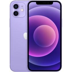 "Смартфон Apple iPhone 12 128Gb Фиолетовый 1sim/6.1""/2535*1170/A14/128Gb/12+12Мп/NFC/iOS14/MJNP3RU/A"