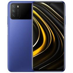 "Смартфон POCO M3 4/128Gb Cool blue 2sim/6.53""/2340*1080/8*2.0ГГц/4Gb/128Gb/mSD/48+2+2Мп/NFC/And11/6000mAh"