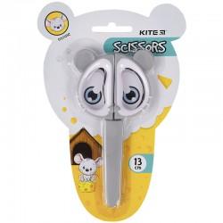 """Ножницы 13см. KITE """"Mouse"""" детские (K21-017-01)"""