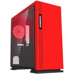 СБ Альдо Intel Стандарт i3 10100F(4/8*3.8-4.3)/8ГБ DDR4/SSD480ГБ/RX560*4ГБ/W10 Pro/красный