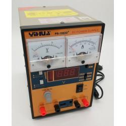 Блок питания лабораторный YIHUA YH1502D+, 15в, 2а