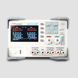 Блок питания лабораторный Uni-T UDP3305C, 30в, 5а, 2-к, 315вт, линейный, программируемый, USB, RS232