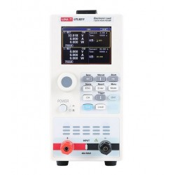 Нагрузка электронная Uni-T UTL8211, 150в, 40а, 400вт, 1-к, RS232