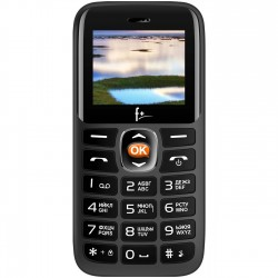 "Сотовый телефон F+ Ezzy4 Черный (2sim/1.77""/160*128/microSD/0.08Мп/Bt/600мАч)"