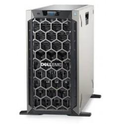 DELL PowerEdge T340 Tower 8LFF/ Intel Xeon E-2236/16GB UDIMM/ H330/1x1,2TB SAS 10k/ 2xGE/ Bezel/ noDVD/ iDRAC9 Ent/ 2x495W/ 3YBWNBD