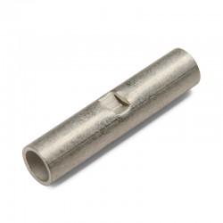 Гильза медная луженая с контрольным отверстием (ГМЛ(о)) 2,5-6кв.мм l=15мм