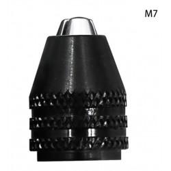 Быстрозажимной патрон для гравёра M7x0.75 l=18мм