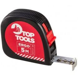 Рулетка измерительная TOP TOOLS 5 м х 16 мм магнитная 27C235