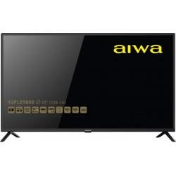 "Телевизор Aiwa 43FLE9800 (43""/1920x1080/HDMI*3,USB*2/DVB-T2,C,T/Черный FHD)"