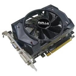 Видеокарта Ninja GeForce GT740 (4Гб, GDDR5,128bit,DVI,HDMI NH74NP045F,ret)