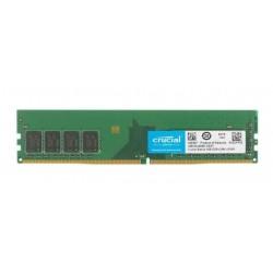 Оперативная память Crucial Basics DIMM DDR4 4Гб(2666МГц, CL19, CB4GU2666)