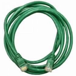 Патч-корд   5m кат 5E UTP зеленый
