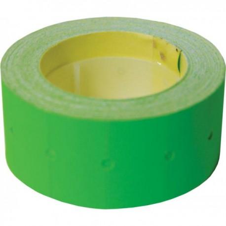 Ценники ролик 21*12мм. 400шт. зеленый (AKL-1)