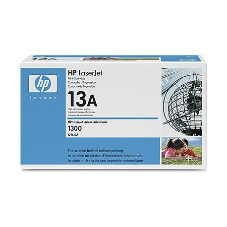 Картридж лазерный HP Q2613A 13A для 1300 1300N Black