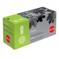 Картридж лазерный CACTUS CS-FX10S для Canon MF4000 4100 4200 4600 Series черный (2000 стр)