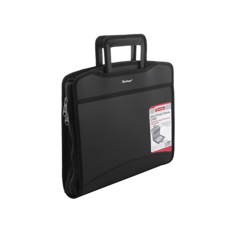 Портфель Berlingo черный (ADb 04031)