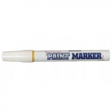 Маркер-краска MunHwa 4мм., желтый (PM-08)