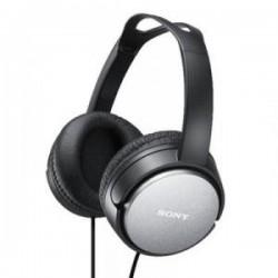 Наушники Sony MDR-XD150 мониторные, 32Ом, 100дБ, кабель 2м, Black