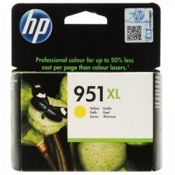 Картридж струйный HP CN048AE 951XL для Pro 8100/ 8600 1500 стр. Yellow