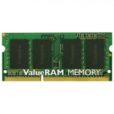 Модуль памяти SO-DDR3 8192Mb PC10660/1333MHz Kingston KVR1333D3S9/8G