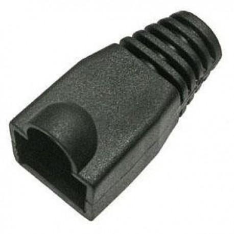 Колпачок для коннектора RJ-45 черный 1шт