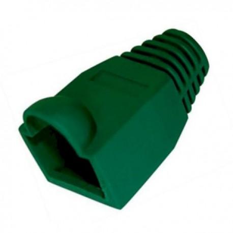 Колпачок для коннектора RJ-45 зеленый 1шт