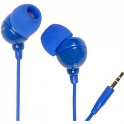 Наушники SmartBuy Color Trend SBE-3400 вставные, 32Ом, 102дБ, кабель 1.2м, Blue