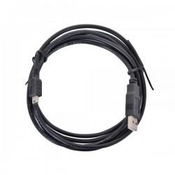 Кабель - USB-miniUSB 1м TELECOM (TC6911BK-1.8M)