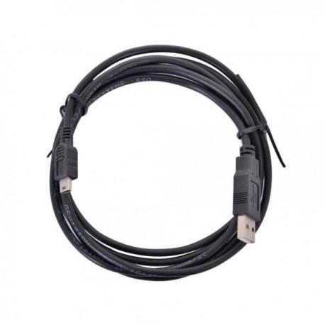 Кабель - USB-miniUSB 1м TELECOM (TC6911BK-1.0M)