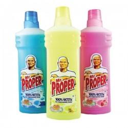 Ср-во для мытья пола Mr.PROPER ассорти 750мл.