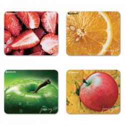 Коврик для мыши Defender Juicy Sticker пластик (220х180х0.4) рисунок