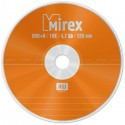 Диск DVDR  50шт Mirex 4.7Gb 16x Bulk UL130013A1B
