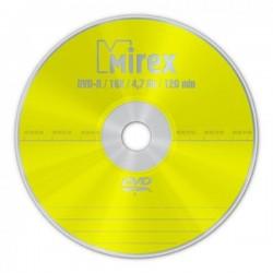 Диск DVD+R 50шт Mirex 4.7Gb 16x Bulk (UL130013A1T)