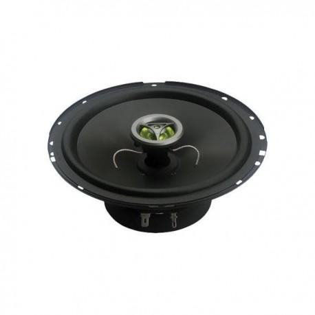 Колонки автомобильные 16см Fusion FBS-630 65/190Вт, 55-20000Гц, 4Ом, 91дБ, коаксиальная АС