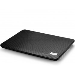 """Охлаждение для ноутбука до 14"""" DEEPCOOL N17 Black 1xUSB 1x140мм FAN"""