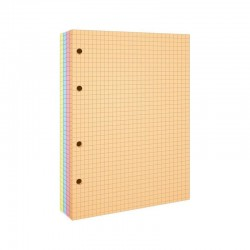 Сменный блок Спейс А5 200л. 4-х цветный (СБ4ц200 221)