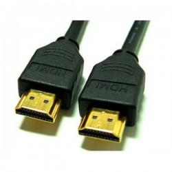 Кабель HDMI-HDMI   1м Tv-Com v1.4 позолоченные контакты (CG501N-1M)