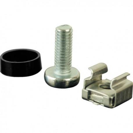 Крепежный комплект TLK-FPFP-50  (винт, шайба, гайка) 50шт уп для крепления оборудования (А001)