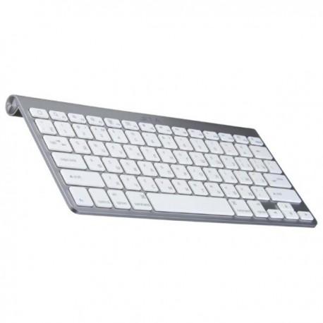 Клавиатура Bluetooth Jet.A SlimLine K9 BT ножничная, 78 клавиш, для планшетов, Silver