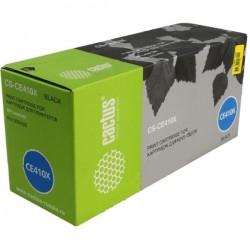 Картридж лазерный CACTUS CS-CE410X для HP CLJ Pro 300 Color/M351/Pro 400 Color черный (4000 стр)