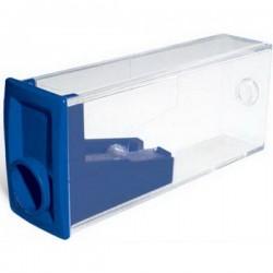 Точилка Berlingo 1 отверстие, контейнер, пластиковая (BBp 10019)