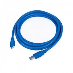 Кабель - USB-microUSB 3.0 1м 5bites UC3002-010