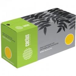 Картридж лазерный Cactus CS-CLT-Y407S для Samsung CLP-325 CLX-3185 желтый (1000 стр)